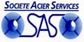 Aciers négoce produits sidérurgiques - SAS - Société Acier Services